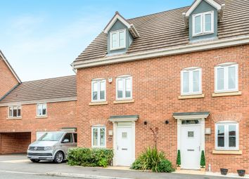 Thumbnail 3 bed town house for sale in Canners Way, Stratford-Upon-Avon