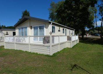 2 bed lodge for sale in Clacton Road, Weeley, Clacton-On-Sea CO16