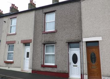 Thumbnail 2 bed terraced house for sale in Garner Street, Maryport, Cumbria