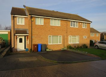 Thumbnail 4 bed semi-detached house for sale in Harwood Gardens, Waterthorpe, Sheffield