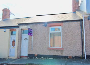 Thumbnail 2 bed terraced house for sale in Trinity Street, Sunderland