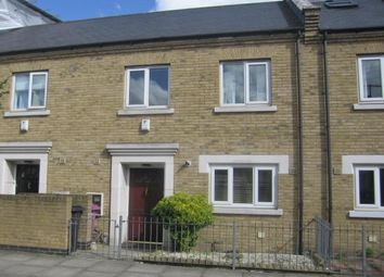 Thumbnail 3 bed end terrace house to rent in Oban Street, Docklands/Poplar