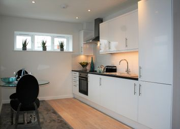 Thumbnail 2 bedroom flat for sale in South Street, Dorking