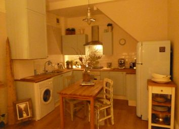 Thumbnail 2 bed maisonette to rent in Ratcliffe Road, Clarendon Park / Knighton