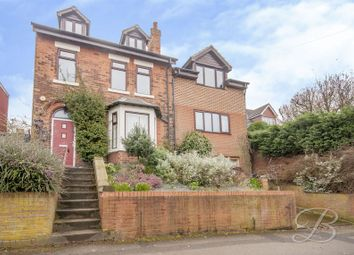 Thumbnail 4 bed detached house for sale in Church Hill Avenue, Mansfield Woodhouse, Mansfield