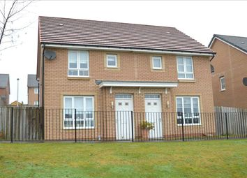 Thumbnail 3 bed semi-detached house for sale in Cot Castle View East, Stonehouse, Larkhall