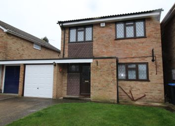 Thumbnail 4 bed link-detached house for sale in Boscombe Close, Egham, Surrey