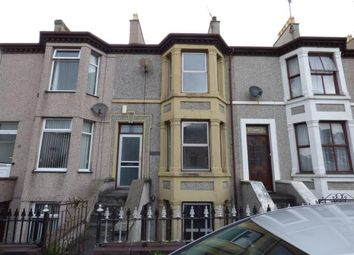 Thumbnail 4 bed terraced house for sale in Clarke Terrace, Caernarfon, Gwynedd