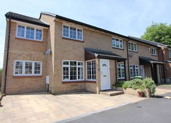 Thumbnail 3 bed terraced house for sale in Columbine Way, Harold Wood, Essex