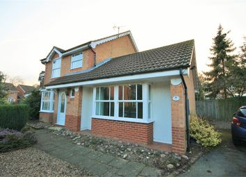Thumbnail 3 bed detached house for sale in Johnson Drive, Mansfield, Nottinghamshire