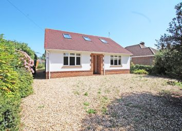 4 bed bungalow for sale in Wainsford Road, Everton, Lymington, Hampshire SO41