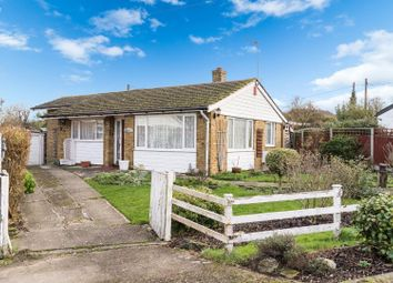 Thumbnail 2 bed detached bungalow for sale in Barn Close, Yorkletts, Whitstable