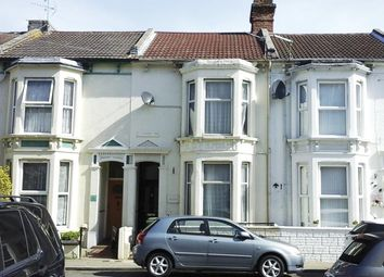 Thumbnail 3 bed terraced house for sale in Clarence Road, Southsea