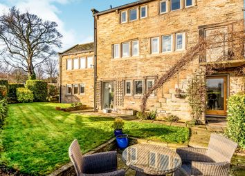 Thumbnail 4 bed detached house for sale in Gilthwaites Lane, Denby Dale, Huddersfield