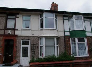 Thumbnail 3 bed terraced house to rent in Kempton Road, New Ferry
