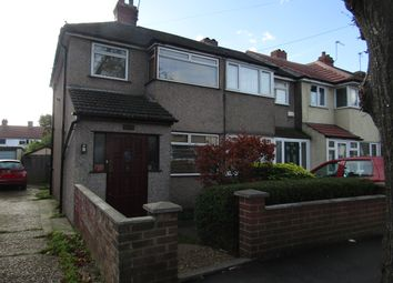 Thumbnail 2 bedroom end terrace house for sale in Elm Park Avenue, Hornchurch
