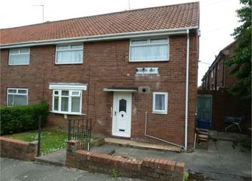 Thumbnail 3 bedroom semi-detached house for sale in Bodmin Way, Newcastle Upon Tyne, Tyne And Wear