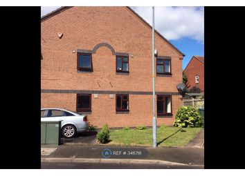 Thumbnail 1 bed semi-detached house to rent in Monins Ave, Tividale