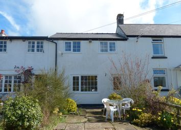 Thumbnail 2 bed terraced house to rent in Llechfaen, Brecon