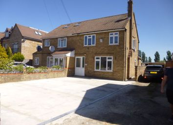 Thumbnail 4 bed semi-detached house to rent in High Street, Harlington, Hayes