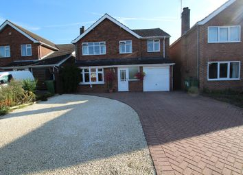Thumbnail 5 bedroom detached house for sale in Park View, Sharnford, Hinckley