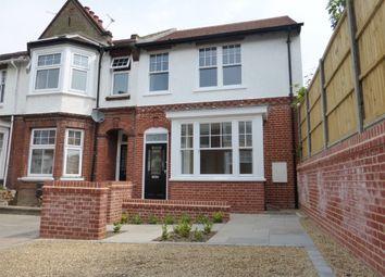 3 bed end terrace house for sale in Kingsley Road, Norwich NR1
