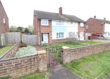 Thumbnail 3 bed semi-detached house to rent in Grafton Road, Rushden