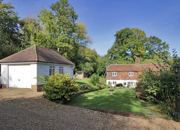 Thumbnail 4 bed semi-detached house for sale in Pearsons Green Road, Brenchley, Kent