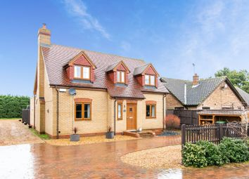 4 bed detached house for sale in The Nurseries, Stanford, Biggleswade SG18