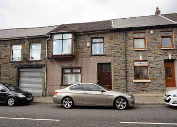 Thumbnail 1 bed flat to rent in Duffryn Street, Ferndale