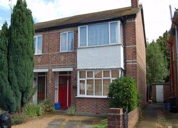 Thumbnail 3 bedroom maisonette to rent in Kenilworth Road, Ashford, Surrey