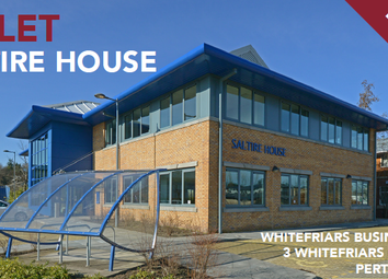 Thumbnail Office to let in Whitefriars Business Park, Saltire House, 3 Whitefriars Crescent, Perth