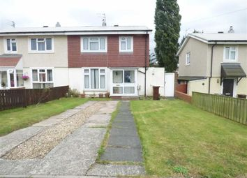 Thumbnail 3 bed semi-detached house for sale in Claverley Drive, Penn, Wolverhampton