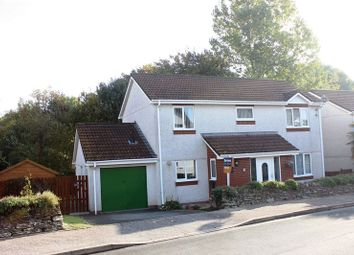 4 bed detached house for sale in Penhaligon Way, St. Austell PL25