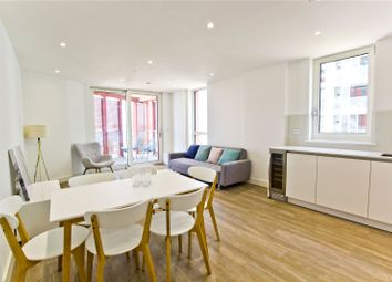 Thumbnail 3 bed flat to rent in Distel Apartments, Telegraph Avenue, Greenwich, London