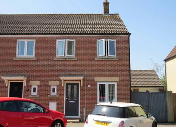 Thumbnail 3 bed end terrace house to rent in Chaffinch Chase, Gillingham, ., Dorset