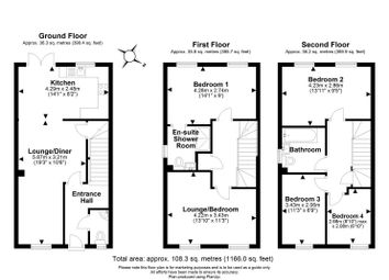 Thumbnail 4 bed end terrace house for sale in Marlstone Close, Gloucester