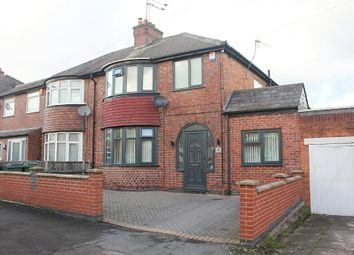4 bed semi-detached house for sale in Kirkland Road, Braunstone, Leicester LE3