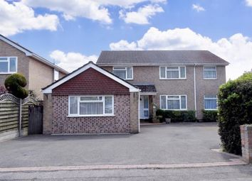 Thumbnail 5 bed detached house for sale in Canford Heath, Poole, Dorset