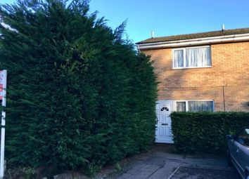 Thumbnail 2 bed end terrace house for sale in Dunstable Close, Flitwick, Bedford, Bedfordshire