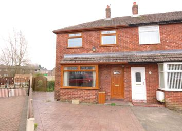 Thumbnail 3 bed semi-detached house for sale in Malvern Avenue, Droylsden, Manchester