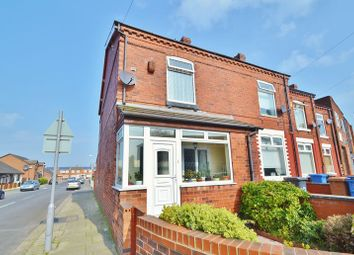 Thumbnail 3 bedroom terraced house for sale in Trafford Road, Eccles, Manchester