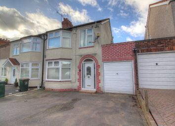 Thumbnail 3 bed semi-detached house for sale in Browett Road, Coventry
