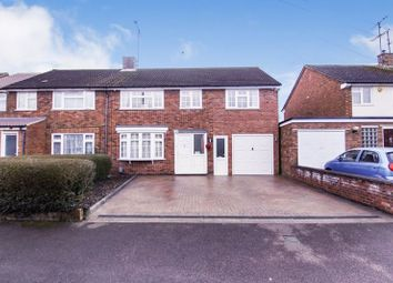 4 bed semi-detached house for sale in Dunsby Road, Luton LU3
