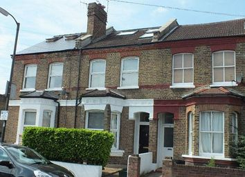Thumbnail 3 bed end terrace house to rent in Palmerston Road, London