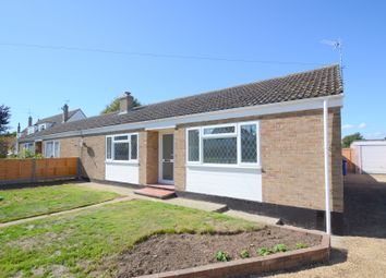 Thumbnail 3 bed semi-detached bungalow for sale in Beechcroft, Stanningfield, Bury St. Edmunds