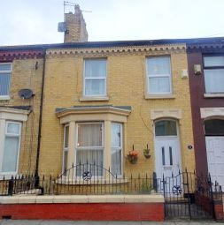 Thumbnail 3 bed terraced house for sale in Robarts Road, Anfield, Liverpool