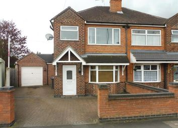 Thumbnail 3 bed semi-detached house for sale in Boulton Lane, Shelton Lock, Derby