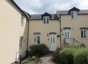 Thumbnail 2 bed terraced house for sale in Llys Ystrad, Johnstown, Carmarthen, Carmarthenshire.