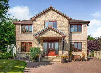 Thumbnail 4 bed detached house for sale in Morlich Gardens, Glenrothes, Fife